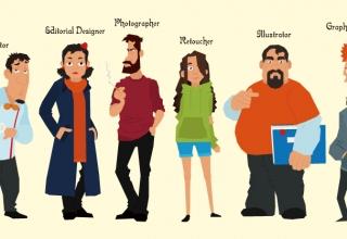 【集客ブログ22】グラフィックデザイナーってどんな仕事?